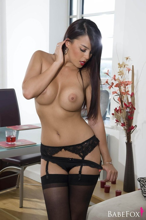 asian big tits brunette nude