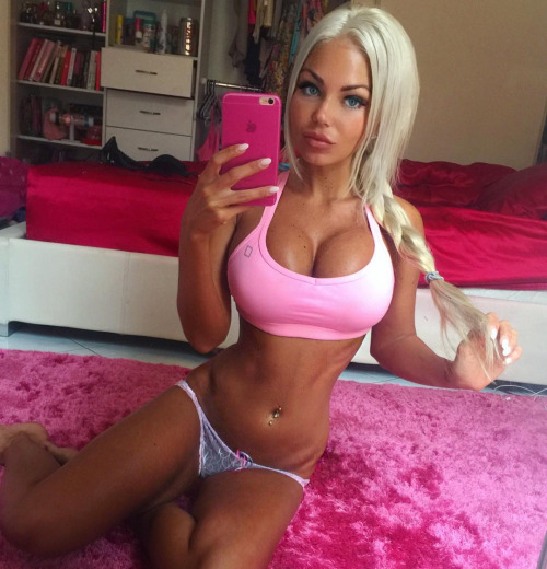 barbie big tits blond sfw